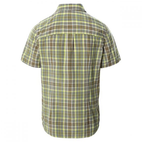 The North Face חולצה מכופתרת PINE KNOT נורת פייס