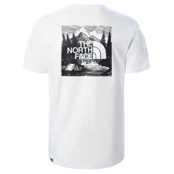 The North Face טי שירט REDBOX CELEBRATION נורת פייס