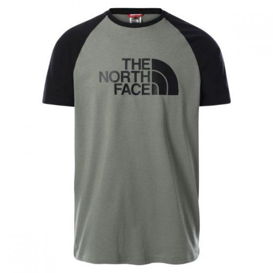 The North Face טי שירט RAGLAN EASY נורת פייס