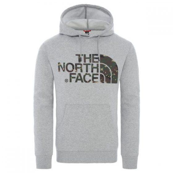 The North Face סוויטשירט עם כובע STANDARD HOODIE נורת פייס