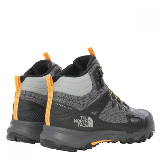 The North Face נעלי מטיילים אטומות למים MEN'S ULTRA FASTPACK IV FUTURELIGHT™ MID נורת פייס