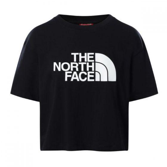 The North Face טי שירט CROPPED EASY נורת פייס