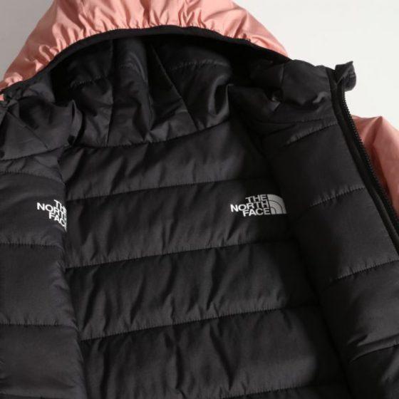The North Face מעיל ילדות מתהפך GIRL'S REVERSIBLE PERRITO נורת פייס