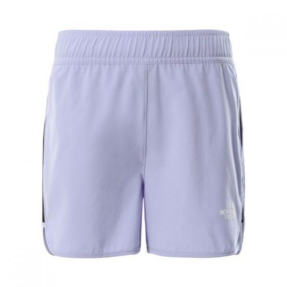 The North Face מכנסיים קצרים GIRLS'S RUNNINGIRL'S TECH נורת פייס