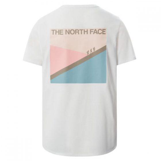 The North Face טי שירט FOUNDATION GRAPHIC נורת פייס