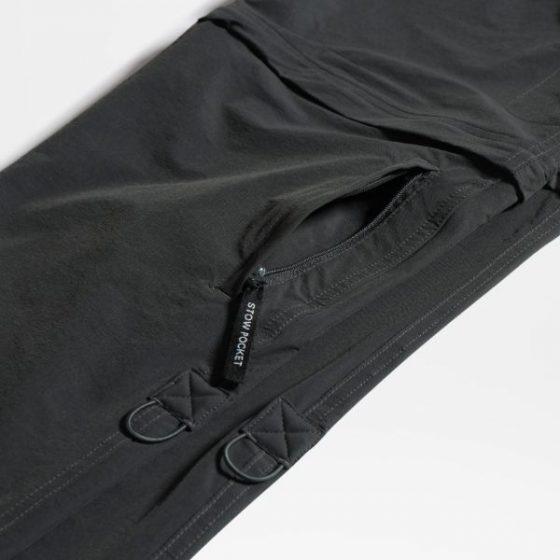 The North Face מכנסיים מתקצרים EXPLORATION CONVERTIBLE נורת פייס