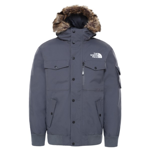 The North Face מעיל עם כובע RECYCLED GOTHAM JACKET נורת פייס