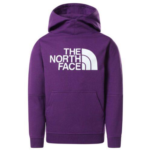 The North Face קפוצ'ון חורף ילדים DREW PEAK P/O נורת פייס