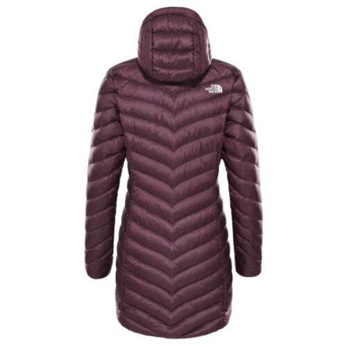 The North Face מעיל ארוך עם כובע Trevail Parka נורת פייס